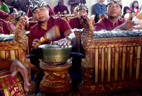 Balinese gamelan (Indonesia)